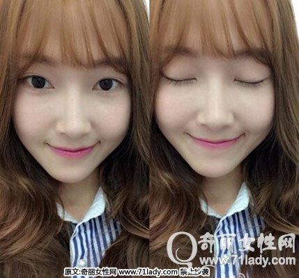 Jessica空气刘海发型受追捧 教你空气刘海怎么打理图片