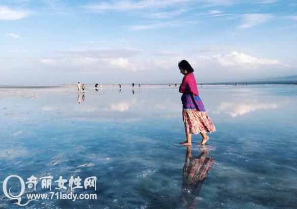 茶卡盐湖旅游攻略 景色宜人的天然湖
