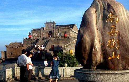 南岳衡山旅游攻略 南岳独秀风景优美的地方