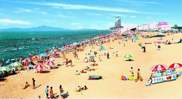 烟台旅游攻略 远眺如梦如幻的海边美景
