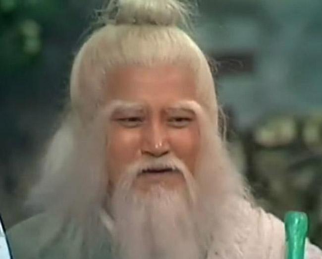 洪七公扮演者刘庆基 一个年轻有活力的老人_娱乐_美女娱乐网
