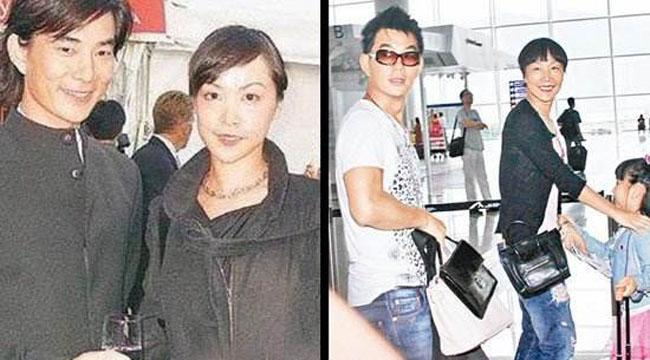 任贤齐老婆tina资料_任贤齐老婆tina照片被批丑 相爱不易与外貌无关引网友